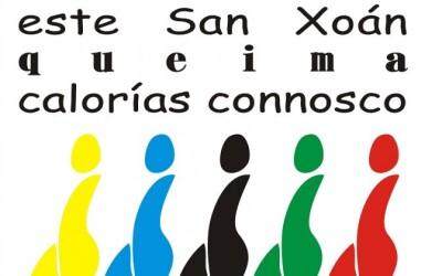 XXXVI CARREIRA NOCTURNA DE SAN XOAN EN VIGO PATROCINADA POR ZUNFER MOTOBOMBAS.